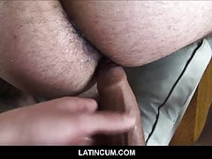 Young Amateur Latino Paid Cash Fucking From Porn Filmmaker
