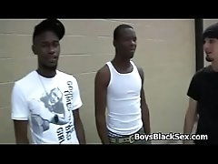 Blacks On Boys - Gay Hardcore Interracial Porn 01