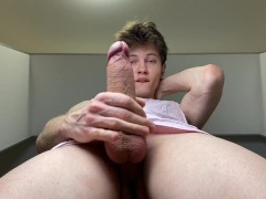 'Cum On Daddy Face & Slap Your Face With a Big Dick / Domination / Uncut /'